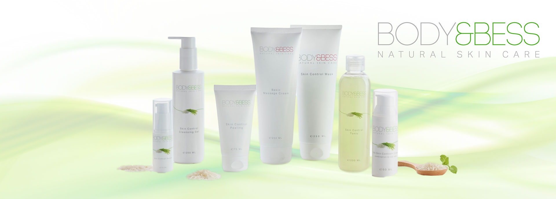 Skin Control (gemengde, onzuivere huid)