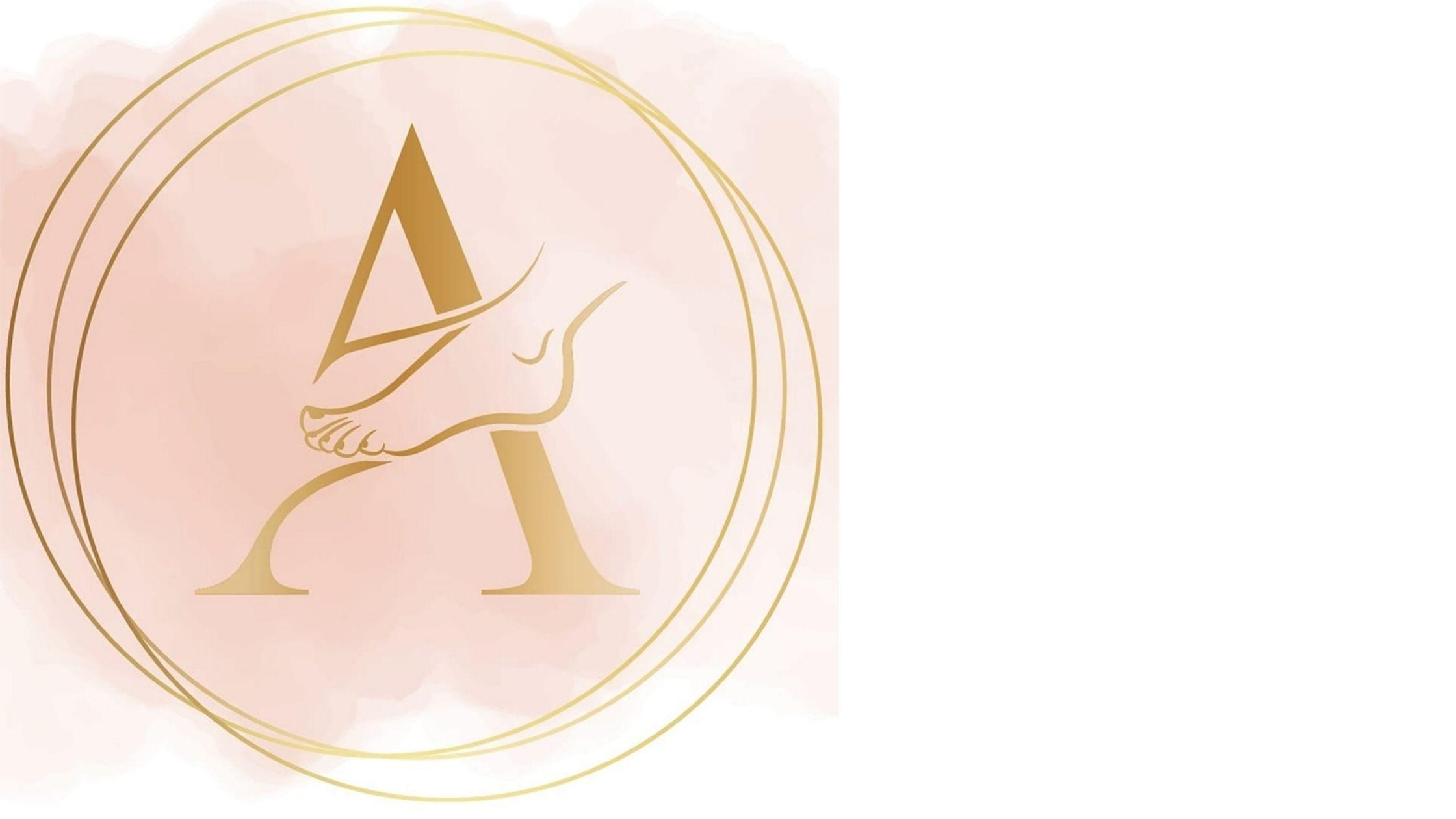Logo voetvrouw anneke