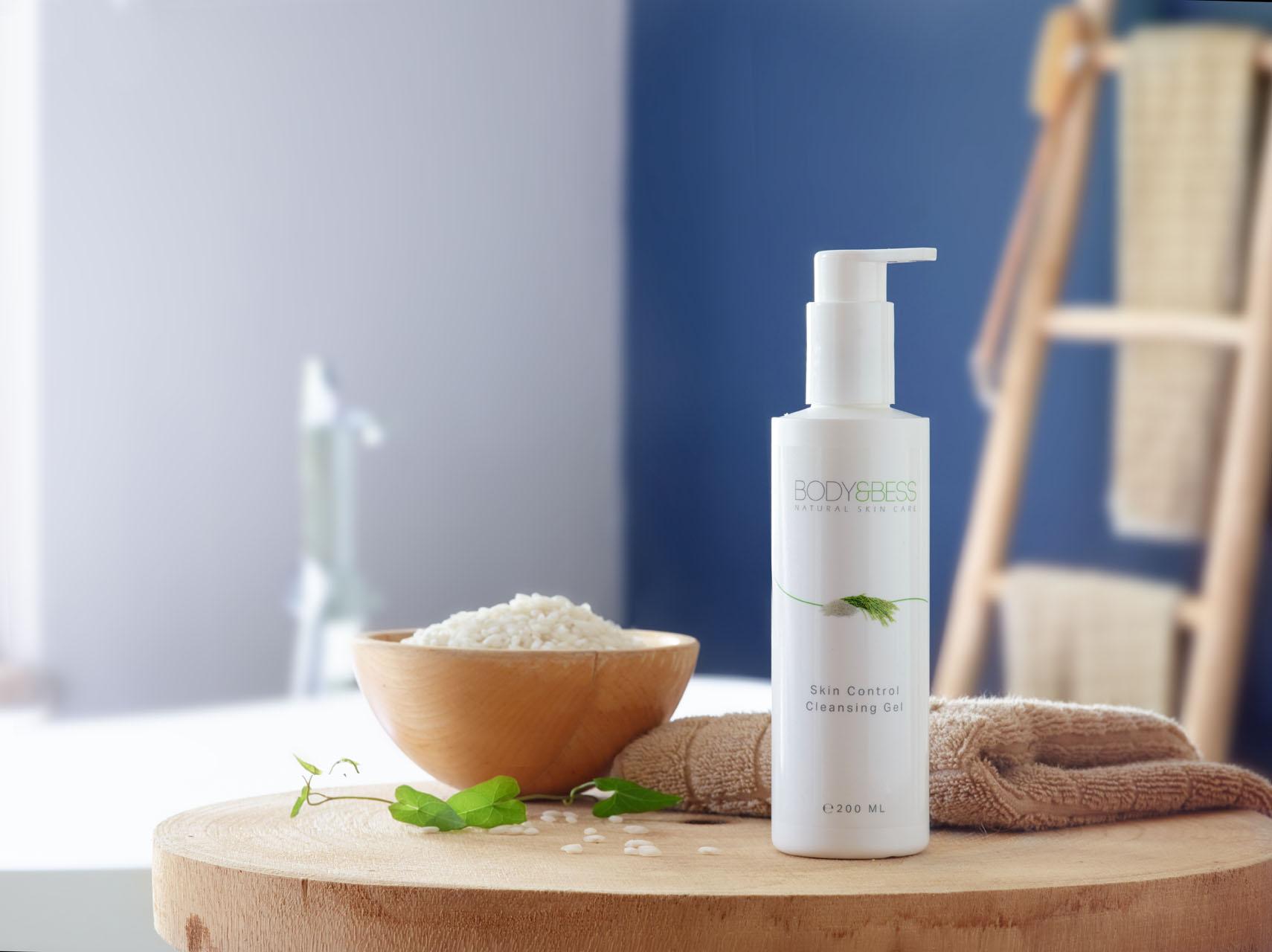 Skin Control Cleansing Gel Opleiding Skin Control Treatment