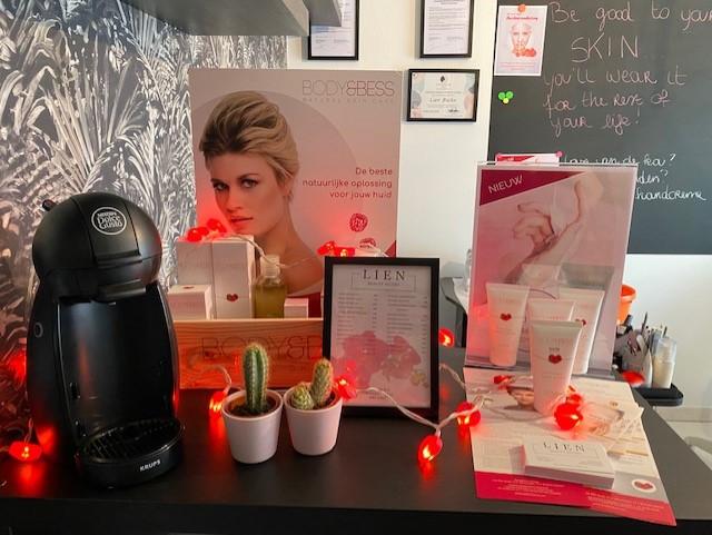 Schoonheidssalon Lien Beauty Studio