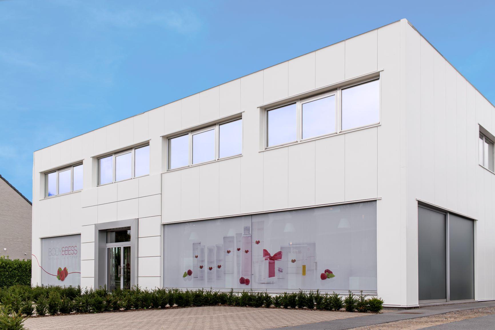 Ouverture du nouveau bâtiment Body&Bess