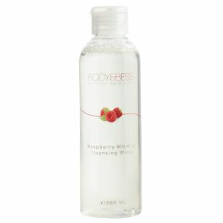 Body&Bess Raspberry Micellar Cleansing Water 200ml