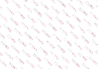 inpakpapier met logo bodyandbess