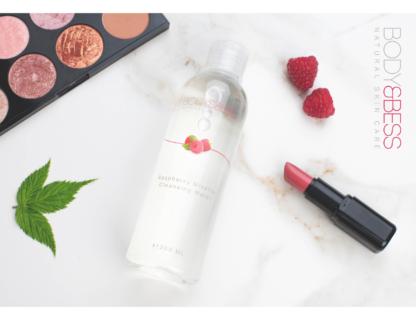 Raspberry Micellar Cleansing Water