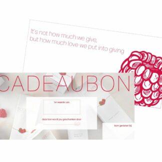 Cadeaubon Body&Bess