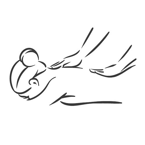 icoon lichaamsverzorging